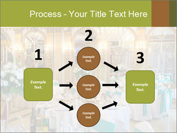 Banquet tables PowerPoint Template - Slide 92