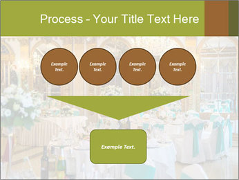 Banquet tables PowerPoint Template - Slide 93