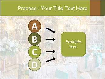 Banquet tables PowerPoint Template - Slide 94