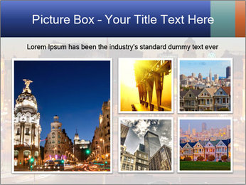 Heart of Kiev PowerPoint Template - Slide 19