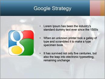 Man sitting in luxury car PowerPoint Templates - Slide 10