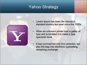 Man sitting in luxury car PowerPoint Templates - Slide 11