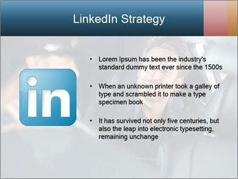 Man sitting in luxury car PowerPoint Templates - Slide 12
