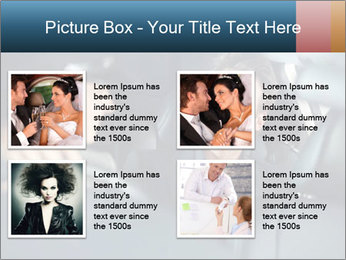 Man sitting in luxury car PowerPoint Templates - Slide 14