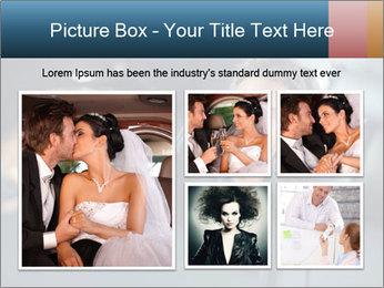 Man sitting in luxury car PowerPoint Templates - Slide 19