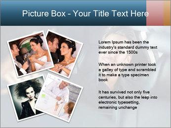 Man sitting in luxury car PowerPoint Templates - Slide 23
