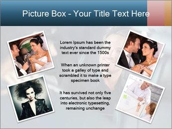 Man sitting in luxury car PowerPoint Templates - Slide 24