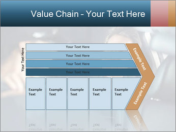 Man sitting in luxury car PowerPoint Templates - Slide 27