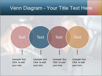 Man sitting in luxury car PowerPoint Templates - Slide 32