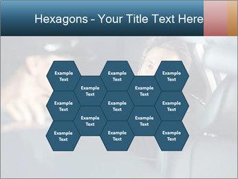 Man sitting in luxury car PowerPoint Templates - Slide 44