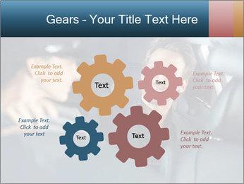 Man sitting in luxury car PowerPoint Templates - Slide 47