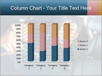 Man sitting in luxury car PowerPoint Templates - Slide 50