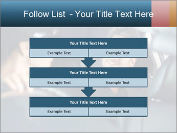 Man sitting in luxury car PowerPoint Templates - Slide 60