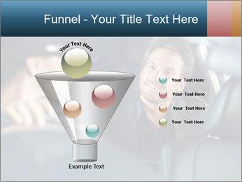 Man sitting in luxury car PowerPoint Templates - Slide 63