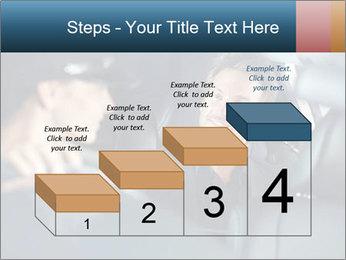 Man sitting in luxury car PowerPoint Templates - Slide 64
