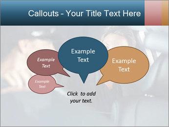 Man sitting in luxury car PowerPoint Templates - Slide 73