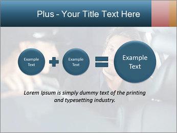 Man sitting in luxury car PowerPoint Templates - Slide 75