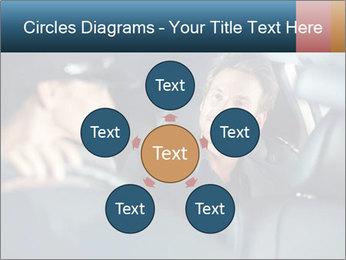 Man sitting in luxury car PowerPoint Templates - Slide 78