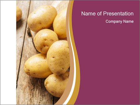 Potatoes PowerPoint Templates