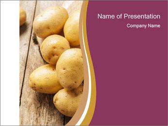 Potatoes PowerPoint Templates - Slide 1