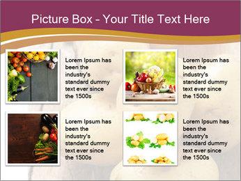 Potatoes PowerPoint Templates - Slide 14