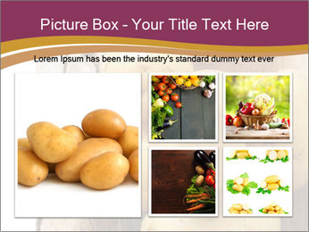 Potatoes PowerPoint Templates - Slide 19