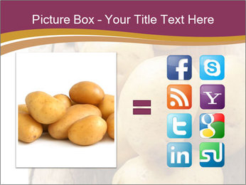 Potatoes PowerPoint Templates - Slide 21