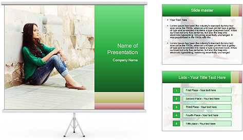 0000087407 PowerPoint Template