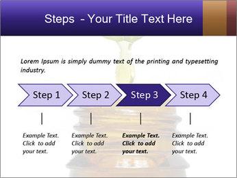 Fluid drop PowerPoint Templates - Slide 4