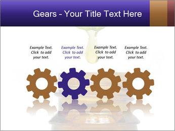 Fluid drop PowerPoint Templates - Slide 48