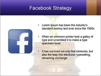 Fluid drop PowerPoint Templates - Slide 6