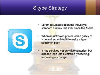 Fluid drop PowerPoint Templates - Slide 8