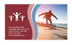 0000087417 Business Card Template