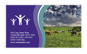 0000087420 Business Card Template