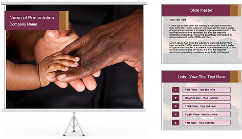 0000087421 PowerPoint Template