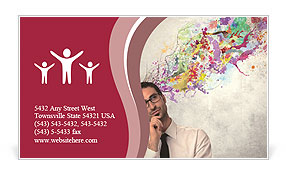 0000087426 Business Card Template