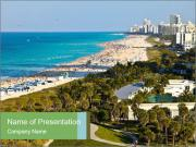 South Beach PowerPoint Templates