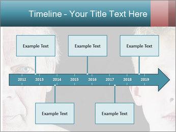 Getting older PowerPoint Templates - Slide 28