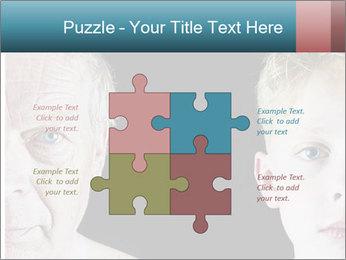 Getting older PowerPoint Templates - Slide 43