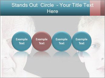 Getting older PowerPoint Templates - Slide 76
