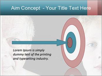 Getting older PowerPoint Templates - Slide 83