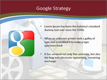 Electric car PowerPoint Templates - Slide 10
