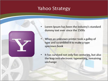 Electric car PowerPoint Template - Slide 11