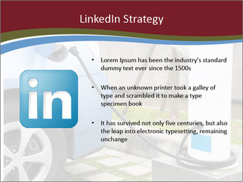 Electric car PowerPoint Template - Slide 12