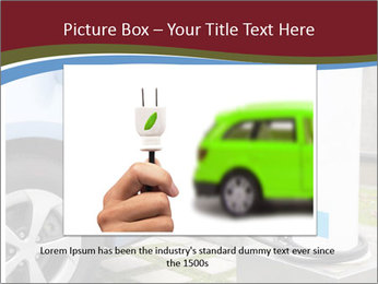 Electric car PowerPoint Templates - Slide 15