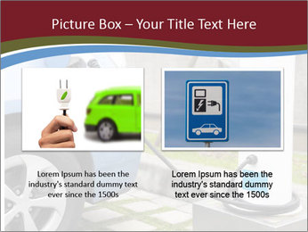 Electric car PowerPoint Template - Slide 18