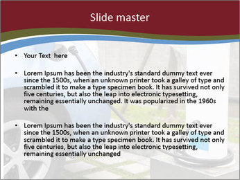 Electric car PowerPoint Template - Slide 2