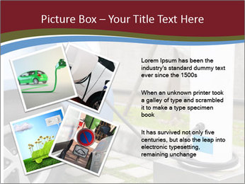 Electric car PowerPoint Template - Slide 23