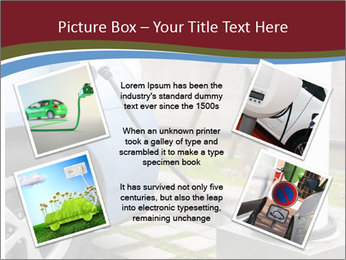 Electric car PowerPoint Template - Slide 24