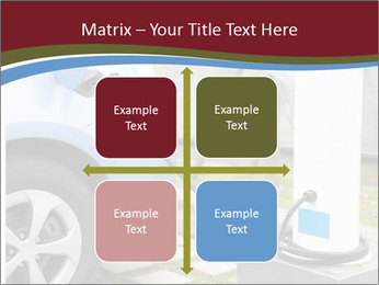 Electric car PowerPoint Templates - Slide 37